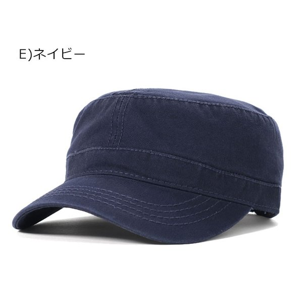 オットー ワークキャップ 帽子 無地 キャップ OTTO CAP 全5色 (YP) 返品対象外|caponspotz|09