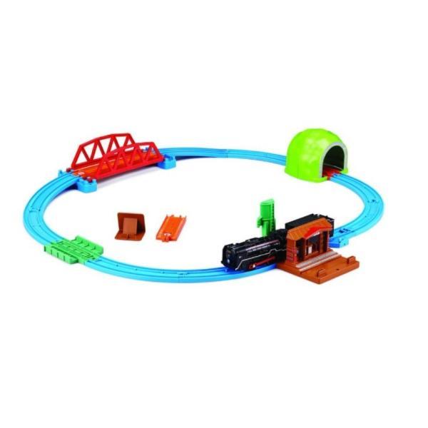 プラレール レールでアクション!なるぞ!ひかるぞ!C62蒸気機関車セット