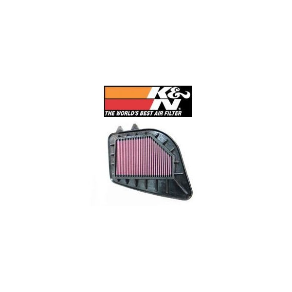 CADILLAC SRX T265E 4.6 (04-10) 4M 4600cc K&N ケーアンドエヌ 純正交換タイプエアフィルター 33-2356