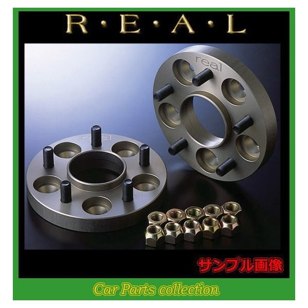 フェアレディZ Z32/GZ32/HZ32/CZ32/GCZ32 5H/114.3 ハブセンター径:66 ネジピッチ:1.25 厚さ30mm KSP リアル(REAL) ワイドトレッドスペーサー KS-5130|car-cpc