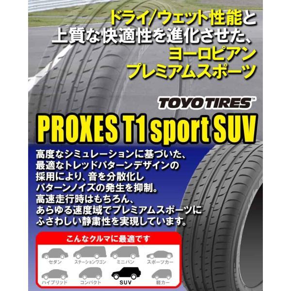 【正規品直輸入】 プロクセス T1 (4本特価) スポーツ SUV 285/35R21 21インチ トーヨー T1 ...