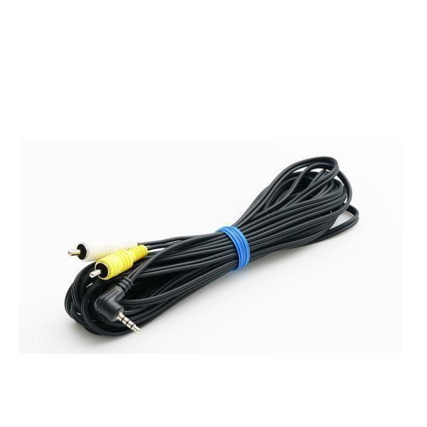 ALPINE アルパイン KCE-160VM ぼくはトミカドライバー用 映像/モノラル音声ミニジャック入力ケーブル