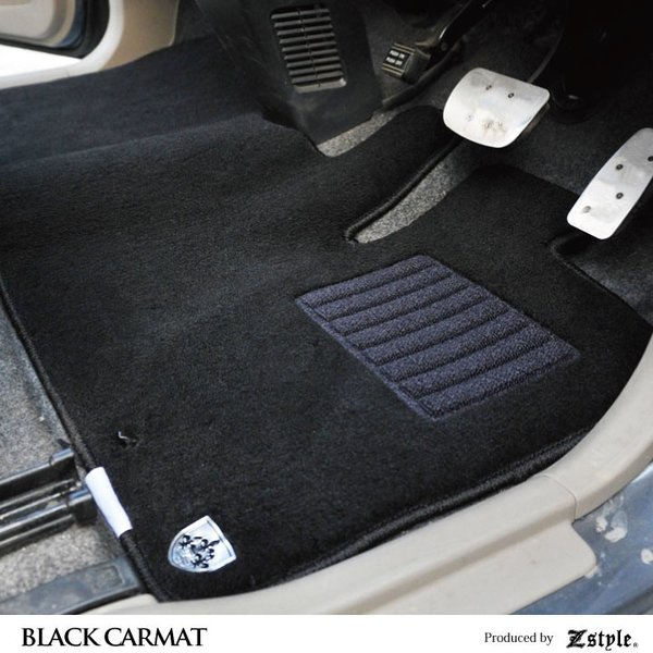 N-ONE フロアマット チェック柄プレイドシリーズ カー・マット Z-style|car-seatcover|02