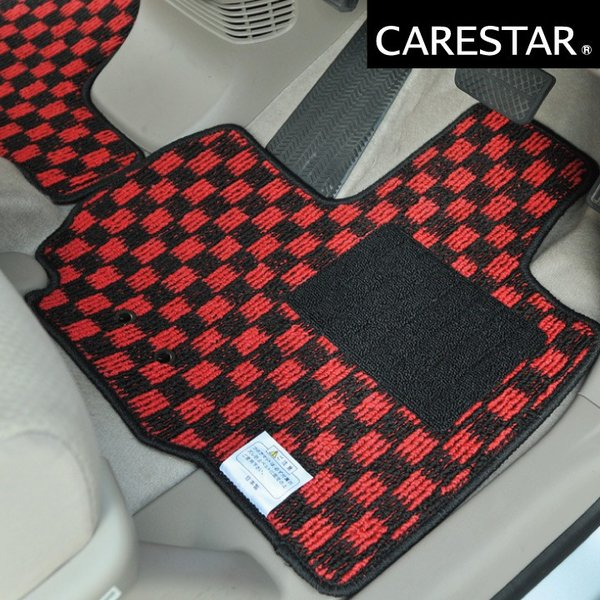 N-ONE フロアマット チェック柄プレイドシリーズ カー・マット Z-style|car-seatcover|12