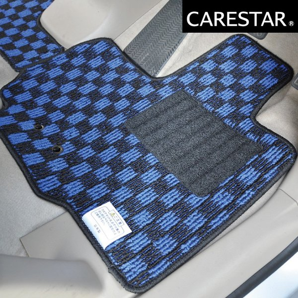 N-ONE フロアマット チェック柄プレイドシリーズ カー・マット Z-style|car-seatcover|10