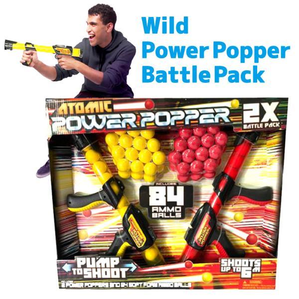 送料無料 Hog ホグ ワイルド パワーポッパー バトルパック イエロー レッド Wild Power Popper Battle Pack 赤 黄 コストコ costco