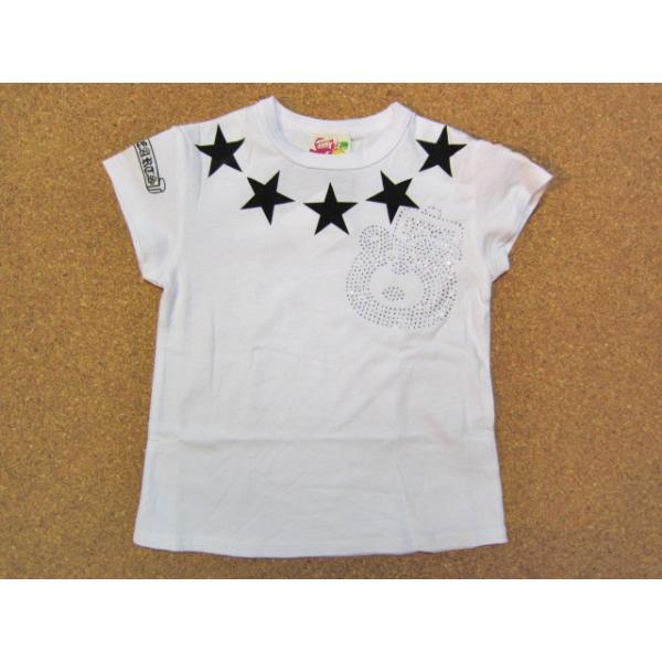 JAM ジャム キラキラインストーンTシャツ 80-140 18ss|caramelmama|02
