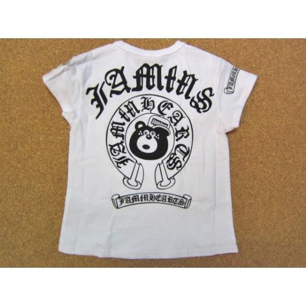 JAM ジャム キラキラインストーンTシャツ 80-140 18ss|caramelmama|03