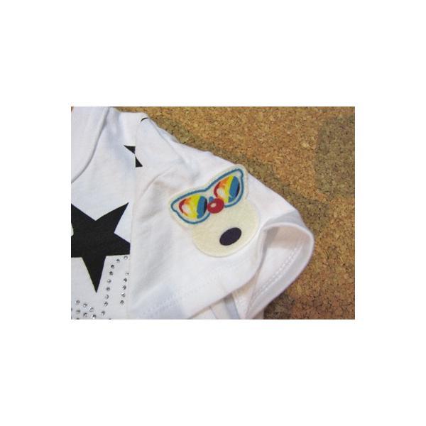 JAM ジャム キラキラインストーンTシャツ 80-140 18ss|caramelmama|07