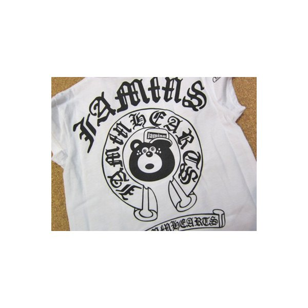 JAM ジャム キラキラインストーンTシャツ 80-140 18ss|caramelmama|09
