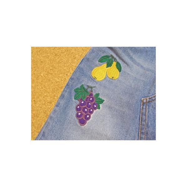40%OFF SALE/Granny Branket グラニーブランケット シシュウデニムタイトスカート 90-140 18ss|caramelmama|03