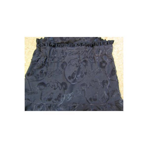 Grand Ground グラグラ ハッピ〜ジャガードショートサロペ 90-140 18ss caramelmama 06