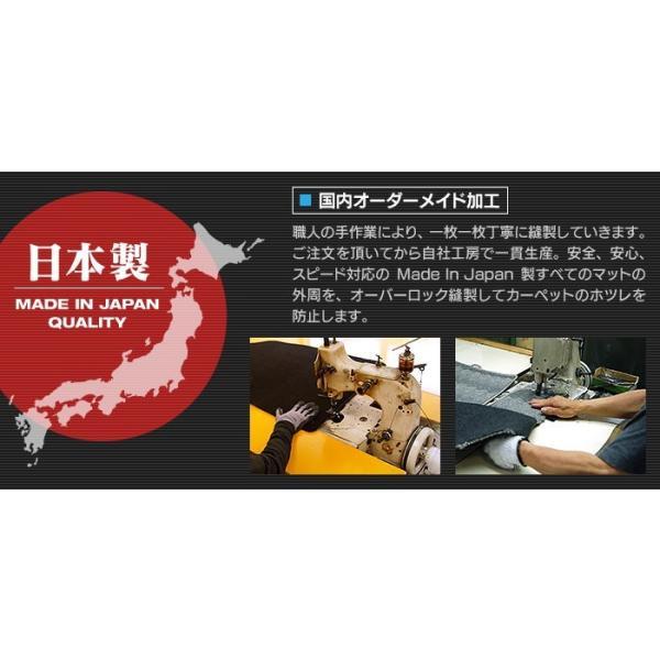 日産 セレナ ラゲッジマット C27 e-POWER ◆ カーボンファイバー調 リアルラバー HOTFIELD 送料無料 carboyjapan 04