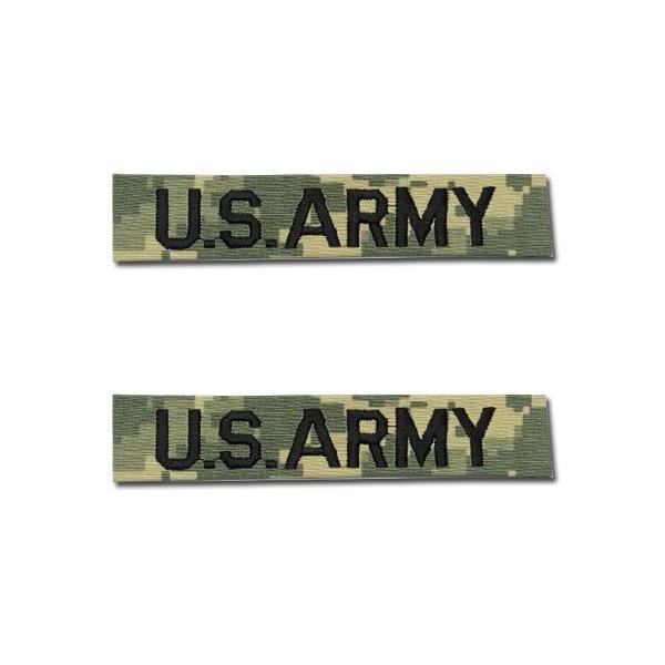 アメリカ陸軍 U.S.Army 戦闘服用ワッペン - 縫付タイプ card-museum