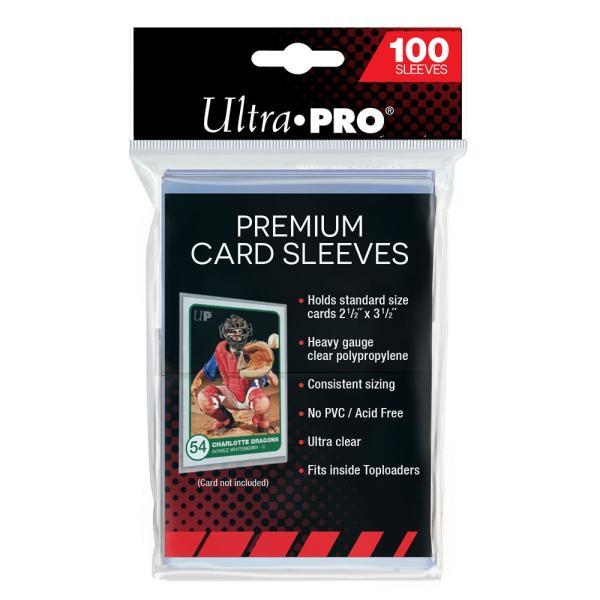 ウルトラプロ(UltraPro) カード スリーブ プラチナム #81385   Premium Card Sleeves