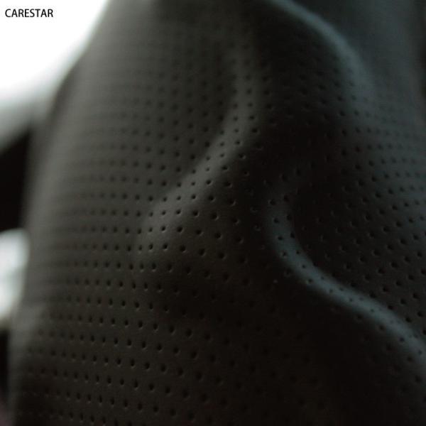 ハンドルカバー RCカーボン Sサイズ D型 O型 ステアリング カバー 軽自動車 普通車 内装用品 Z-style|carestar|18