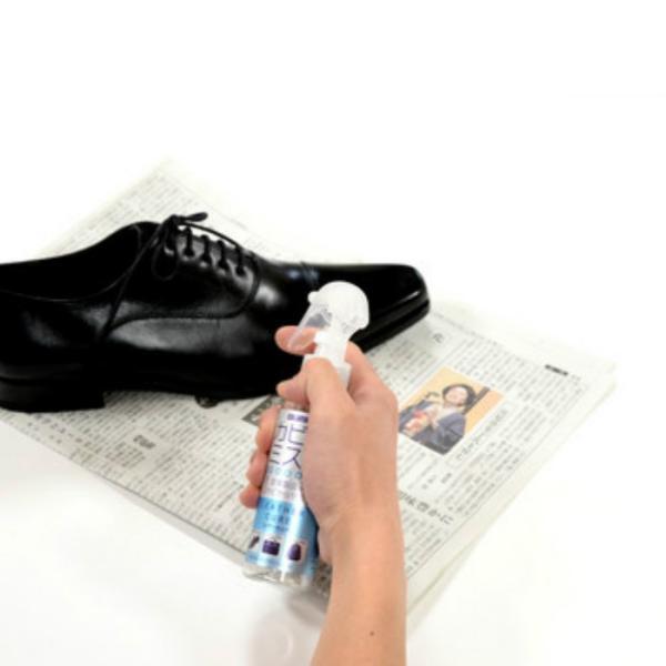 レザーキュア カビ除去 ミストスプレー カビ防止  靴 革製品  日本製  コロンブス 得トクセール