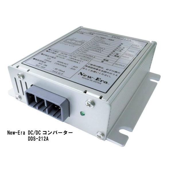 New-Era DC/DCコンバーター DDS-212A