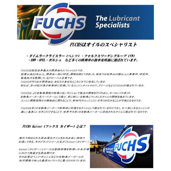 FUCHS (フックス)エンジンオイルTITAN GT1 PRO C3 5W-30 x6L BENZ・BMW・VW・AUDI車に推奨|carpart83|06