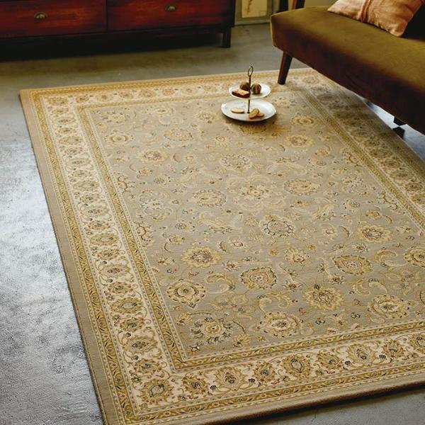 カーペット ブリリアント 7543-600 200×300 cm ベルギー製 世界 最高級 ウィルトン織 絨毯 送料無料 carpet-ishibashi 02