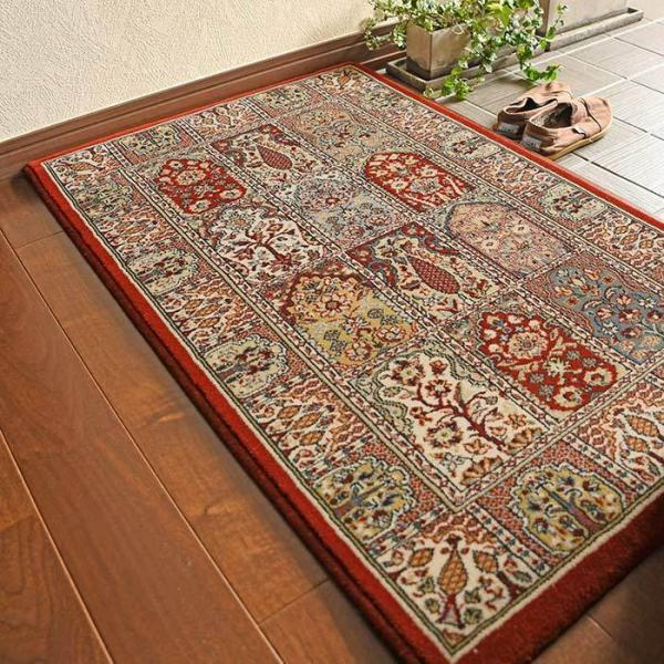 玄関マット ブリリアント 75136 60×90 cm ベルギー製 世界 最高級 ウィルトン織 送料無料|carpet-ishibashi|02