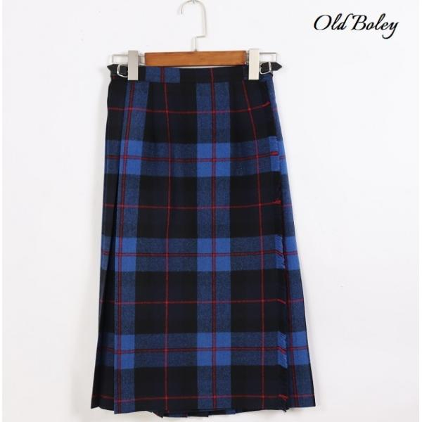 (SALE) O'NEIL OF DUBLIN (オニールオブダブリン) キルトスカート 5066 レディース スカート ミモレ丈 キルト|carre-store|05