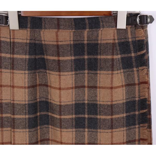 (SALE) O'NEIL OF DUBLIN (オニールオブダブリン) キルトスカート 5066 レディース スカート ミモレ丈 キルト|carre-store|07