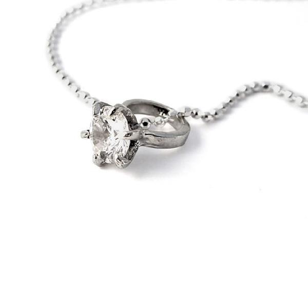 シルバーペンダント リトルガールたちの大っきなダイヤの指輪 イギリス製 TALES FROM THE EARTH carron 06