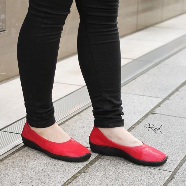 バレエシューズ パンプス レディース レディス 外反母趾 靴 痛くない 走れる アルコペディコ L'ライン BALLERINA LUXE バレリーナルクス|carron|03