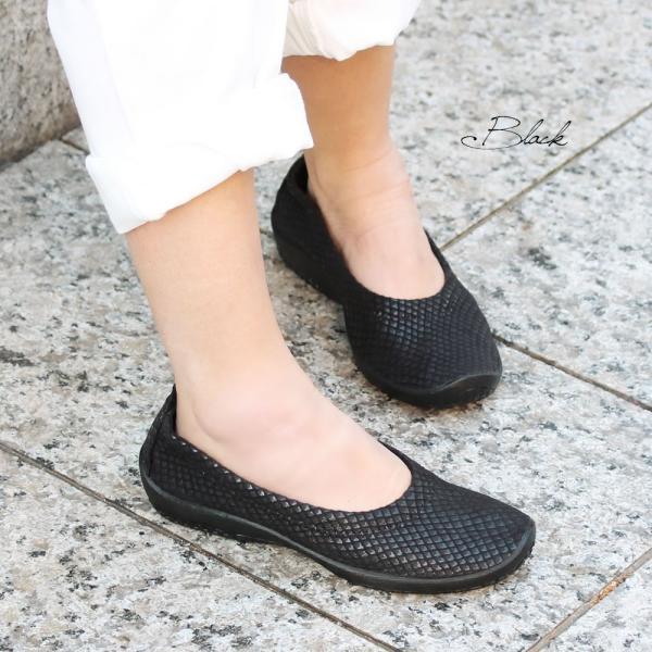 バレエパンプス バレエシューズ 靴 レディース レディス 歩きやすい 40代 50代 60代 疲れない バレリーナ ジオ1 アルコペディコ GEO1|carron|04
