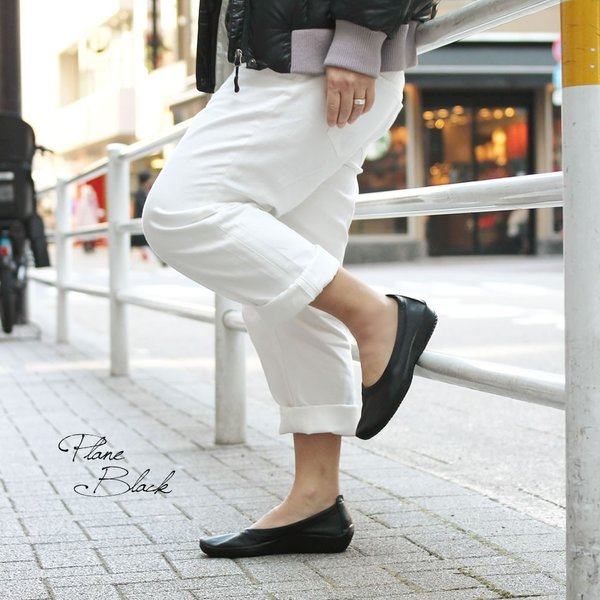 バレエパンプス バレエシューズ 靴 レディース レディス 歩きやすい 40代 50代 60代 疲れない バレリーナ ジオ1 アルコペディコ GEO1|carron|05