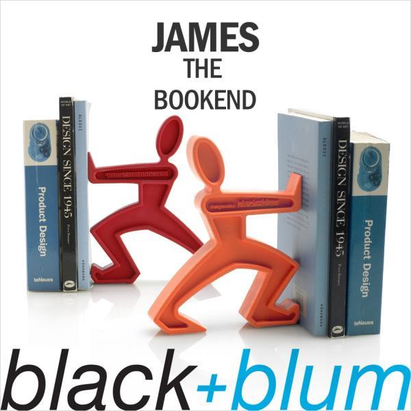 ブックエンド ブックスタンド ロンドン発 black+blum ジェームズ ザ ブックエンド James the bookend|carron|03