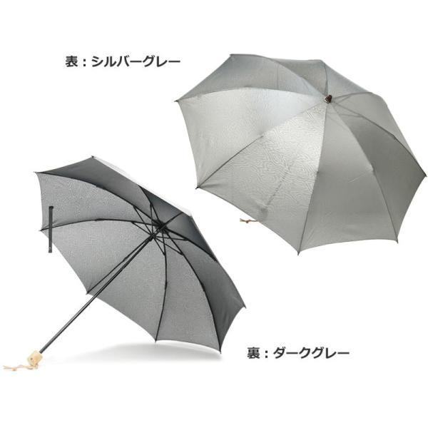 スパッタリング 日傘 ヌーベルジャポネ 折りたたみ傘 遮光 遮熱 軽量 折り畳み 丈夫 UV ブランド brand メンズ Men's レディース レディス 日本製|carron|05
