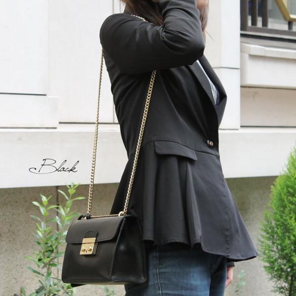 ミニショルダーバッグ レディース レディス チェーンバッグ おしゃれ 本革レザー イタリアブランド brand CHRISTIAN VILLA ジゼル bag|carron|05