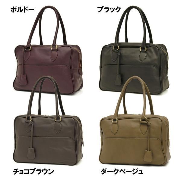 ボストンバッグ レディース 通勤 ショルダーバッグ 2WAY ソフトレザー 本革 イタリアブランド brand POPCORN エメリーヌ レディス bag|carron|05