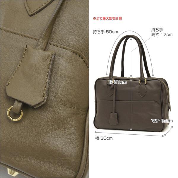 ボストンバッグ レディース 通勤 ショルダーバッグ 2WAY ソフトレザー 本革 イタリアブランド brand POPCORN エメリーヌ レディス bag|carron|07