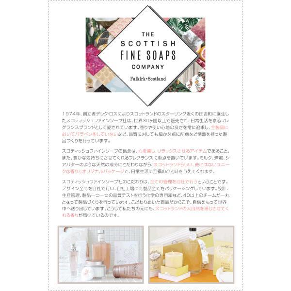 ハンドソープ ボトル おしゃれ ピンクグレープフルーツ アルガンオイル ハンドウォッシュ 液体石鹸 英国ブランド SCOTTISH FINE SOAPS brand|carron|03