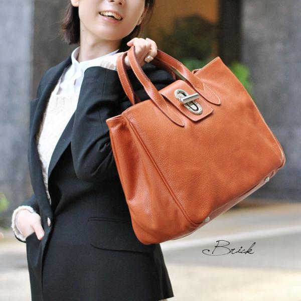 トートバッグ レディース レディス 通勤 大容量 おしゃれ 本革レザー イタリアブランド MAXIMA A4 2層 イレーニア brand bag|carron|02