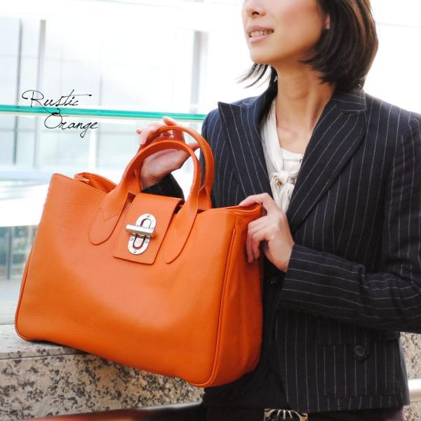 トートバッグ レディース レディス 通勤 大容量 おしゃれ 本革レザー イタリアブランド MAXIMA A4 2層 イレーニア brand bag|carron|05