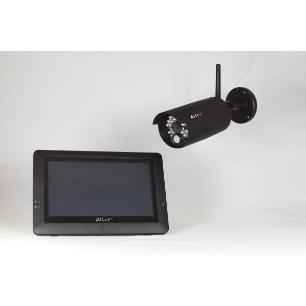 ハイビジョン無線カメラ&モニターセット AT-8801|carrot-shop|02