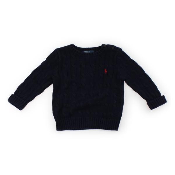 f600bca2ce1ac ポロラルフローレン POLORALPHLAUREN ニット・セーター 80サイズ 男の子 子供服 ベビー服 キッズの画像