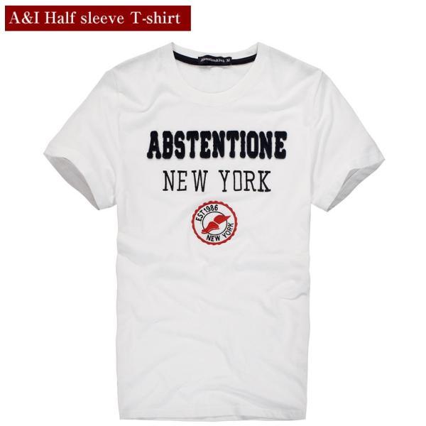 Tシャツ メンズ 半袖 アメカジ ロゴ ワッペン  ホワイト|carvus