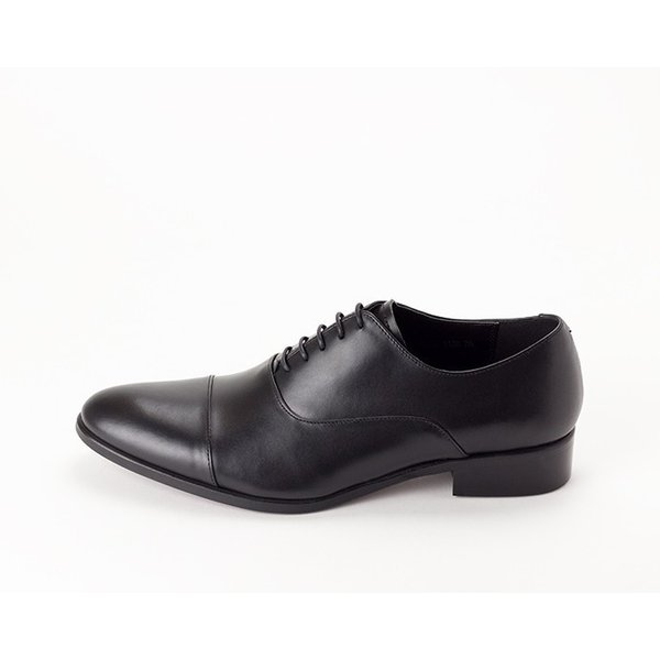 ビジネスシューズ ビジネス 革靴 メンズ 本革 黒 ストレートチップ 内羽根 結婚式 フォーマル 日本製 Fiore フィオーレ|casadepaz|06