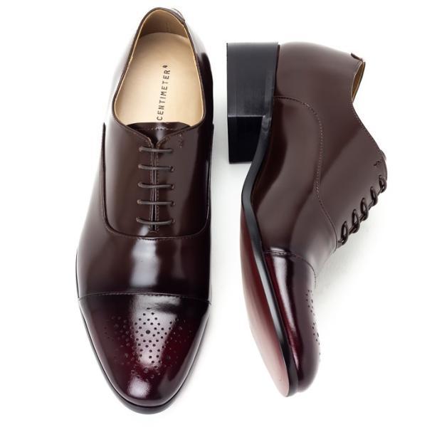 ビジネスシューズ ビジネス 革靴 メンズ 本革 黒 茶 メダリオン ストレートチップ 内羽根 結婚式 フォーマル 日本製 Vecchio ベッキオ|casadepaz|13