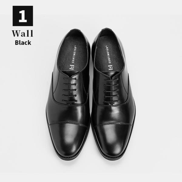 ビジネスシューズ 革靴 ストレートチップ 内羽根 ビジネス メンズ 本革 ガラスレザー 黒 茶 結婚式 就活 フォーマル 日本製 紳士靴 Wall casadepaz 14