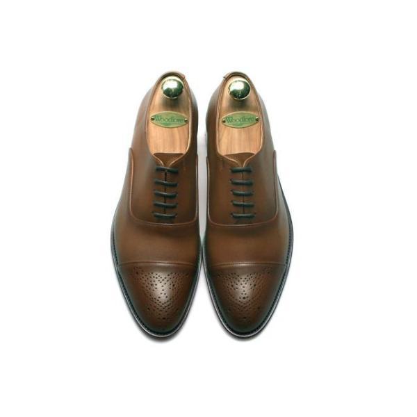 メダリオン 本革 メンズ ビジネスシューズ 革靴 紳士靴 ハンドメイド|casadepaz|03