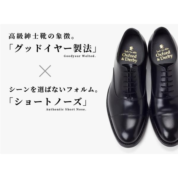 ビジネスシューズ 本革 メンズ グッドイヤー ストレートチップ プレーントゥ 革靴  Circred|casadepaz|03