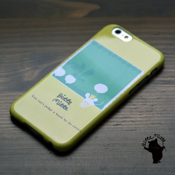 iPhone8 iphoneXR iPhoneXs iPhone6s iPhone7 ケース おしゃれ 耐衝撃 女性 女子 レディース ハード アニマル かぶのおはなし/Bitte Mitte|casegarden|02