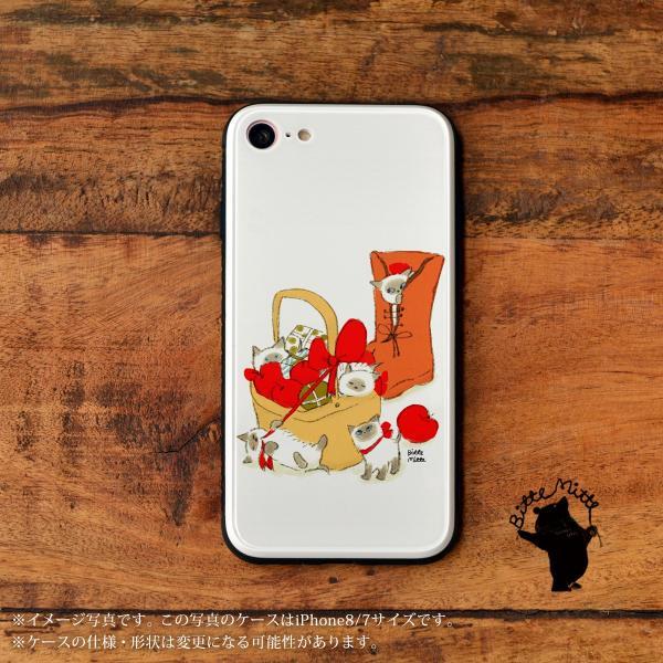 スマホケース iPhone11 iPhone 11 Pro Max ケース おしゃれ ガラス ラウンド スクエア 耐衝撃 強化ガラス iPhone ケース TPU ハードケース 光沢 ねこ 猫 動物 casegarden