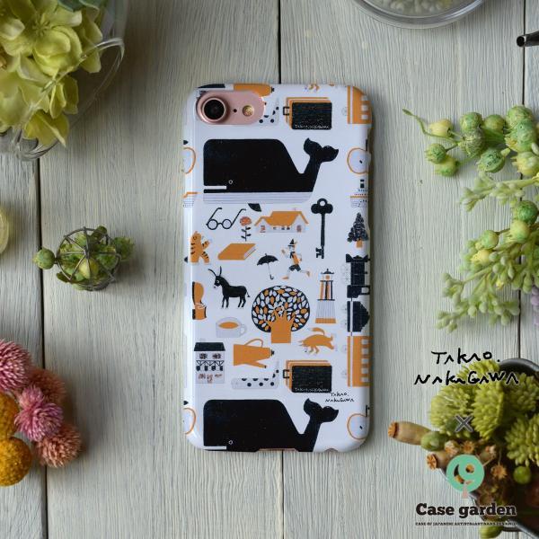 iPhoneケース おしゃれ iPhone8 iphoneXR iPhone6s iPhone7 iPhoneXs ケース 耐衝撃 ハード ピノッキオの冒険/中川貴雄×ケースガーデン|casegarden